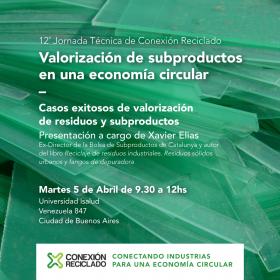Valorización de subproductos en una economía circular