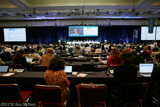 UICN congreso